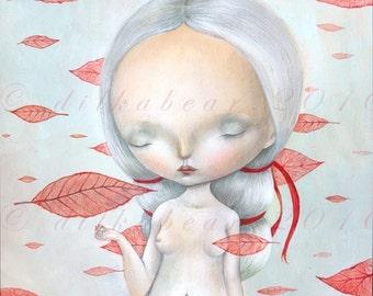 Dream of Falling Leaves  16/75