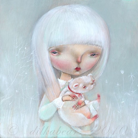ELOISE limited edition print