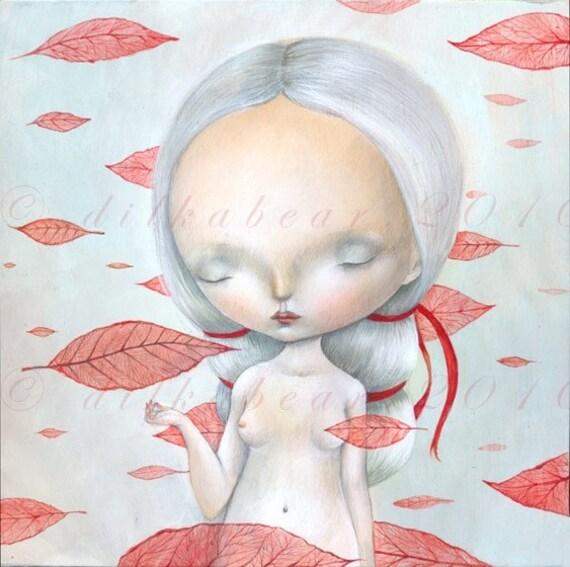 Dream of Falling Leaves  15/75