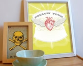 Follow Your Heart - medium size -
