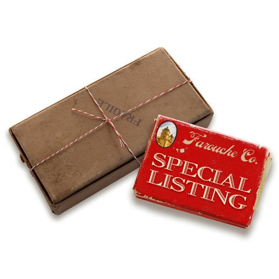 Special listing for jetnjamie