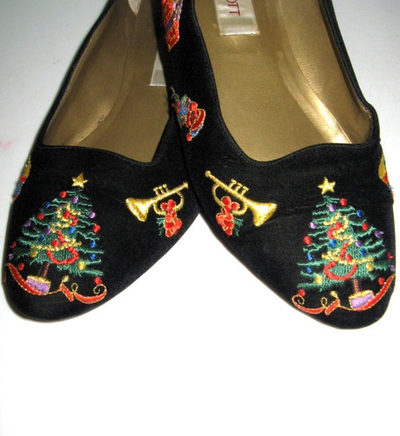 J Renee Christmas Shoes