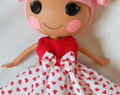 LaLaLoopsy Doll Dress Ann Estelle Handmade Fashion Clothes Bleuette LeeAnn YoSd Little Fee LIttlest Angel CHOOSE ONE