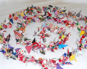 Circus Garland Wedding Garland Shower Bunting 6' Luau Banner Fabric Birthday Party Photography Photo Prop 1/2 Off