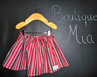 SAMPLE - Children Skirt - Will fit Size 6 month up to 12-24 month - by Boutique Mia and More - Ready To Ship