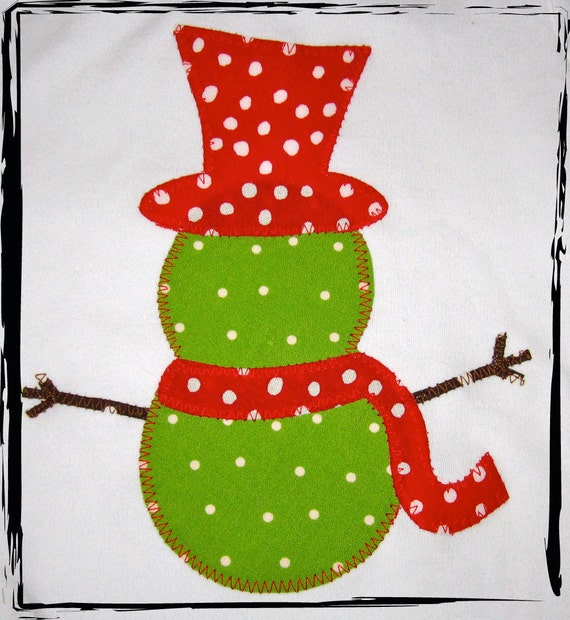 FROSTY THE SNOWMAN Holiday Onesie or T-Shirt