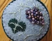 Grapevine Pincushion