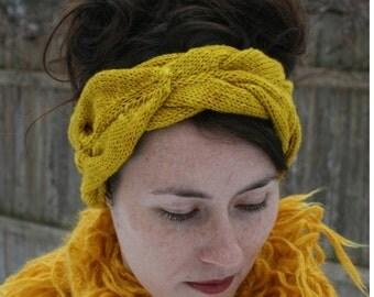 Laurel - PDF knitting pattern