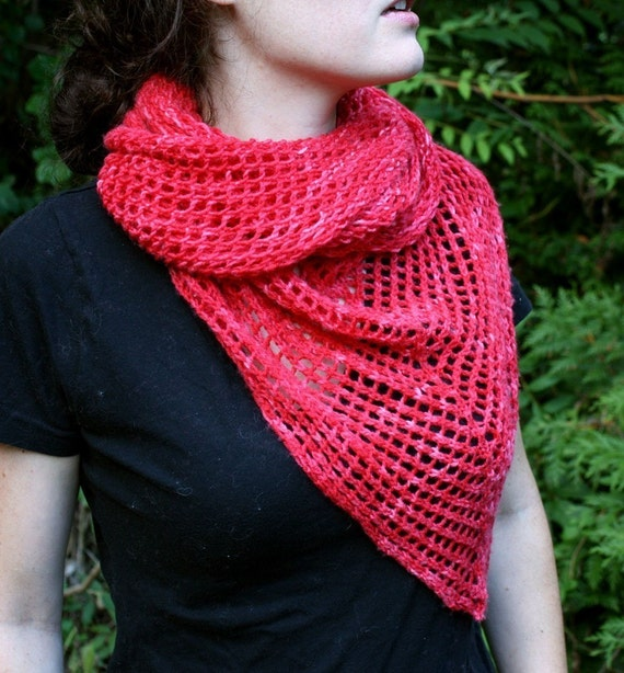 A Little Something - PDF knitting pattern