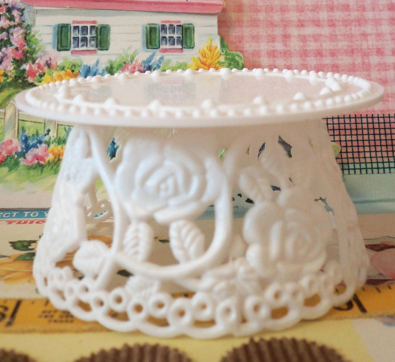 Vintage Pedestal for Wedding Cake Topper e Item DIY