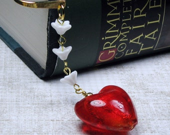 Alice in Wonderland Queen of Hearts Bookmark