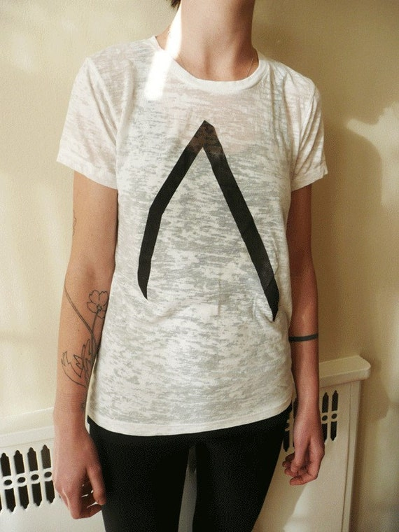 STYMIE Apparel A\/Z Tshirt, White