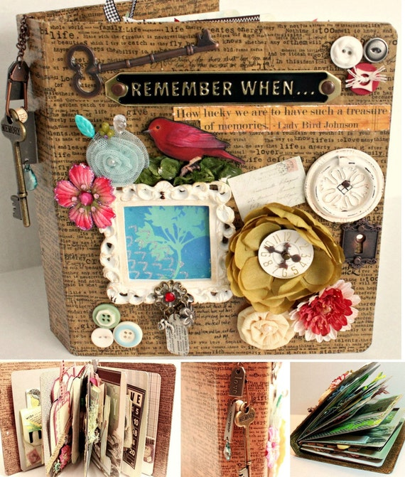 Remember when 3 ring chipboard binder scrapbook album for American crafts 3 ring scrapbook album binder