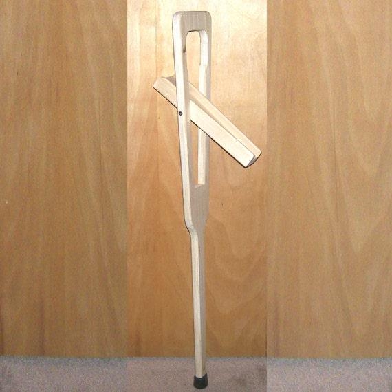 Potty cane, whiz cane, pee cane, bathroom aid, novelty, gag gift