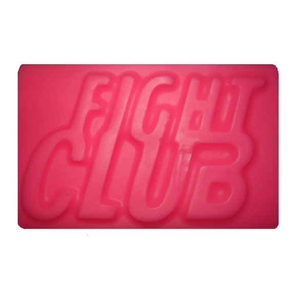 FIGHT CLUB COOL MINT SHEA BUTTER SOAP Vegan Friendly