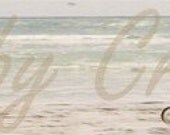 A WALK ON THE BEACH Premade Banner and Matching Avatar