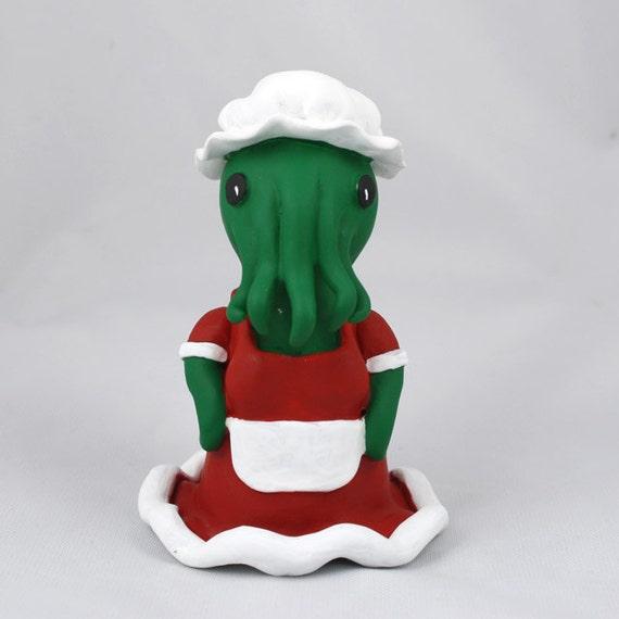 Mrs. Cthulhu Figurine