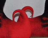 Felted Slippers- RESERVED for leamaker