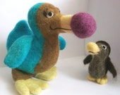 Dodo toy for husband's 40th