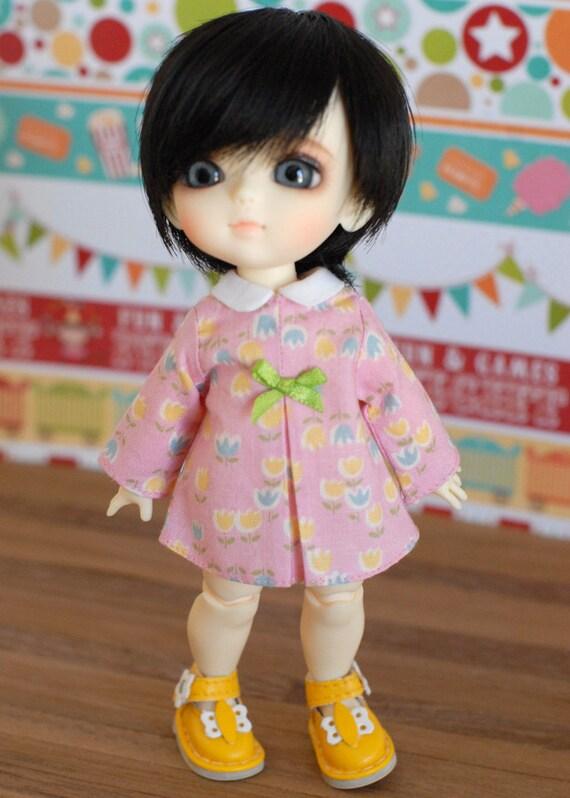 Dress No. 529 for Lati Yellow