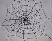 Aberrant Crochet Spider Web No.2 -64 Inch Halloween Prop