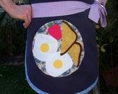 Toast and Eggs Apron