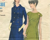 Custom Dress and Jacket  From a Vintage Pattern any size