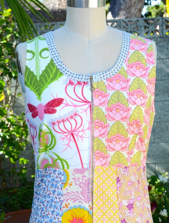 Reserved for Holley 2 Custom Made Summer Sundresses with 3/4 Sleeves