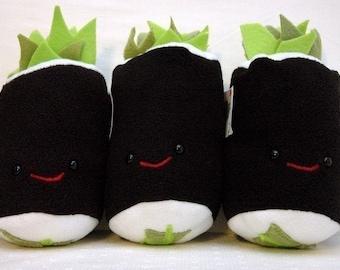 Kappa Maki Sushi Plush