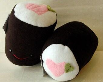 Hamachi Sushi Roll