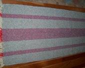 Hand Woven Floor Rug:  2 ft x 4 ft