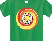 fourth of july Pains Whirl Wheel tee shirt vintage fireworks wrapper