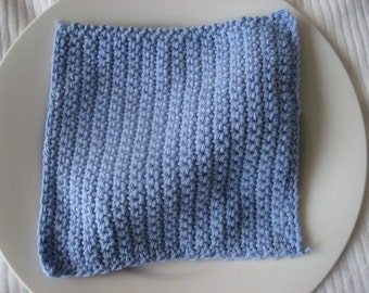 Blue Eco-Friendly Cloths-Set of 3