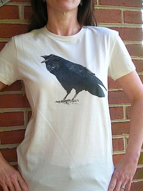 Raven on Organic - Women's and Men's\/Unisex