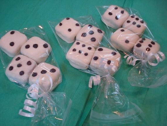 Cake Balls: Bitty Dice