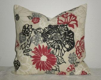 FREE DOMESTIC SHIPPING Decorative Pillow Cover - 18 inch Invigorate