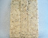 I-Pad or Kindle DX Cozy in Oatmeal