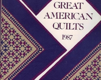 Great American Quilts 1987