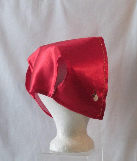 Medieval/Renaissance Dutch cap for ladies