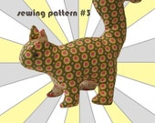Squirrel Sewing Pattern pdf-Personal Use