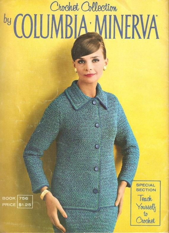 Vintage Crochet  Pattern Booklet - PDF