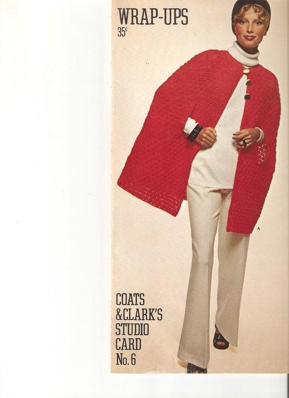 Vintage Wraps Pattern - PDF - Digital Download
