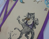 Cat And The Fiddle Tags (bookmarks)