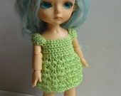 remember the summer - basic dress - lt. green