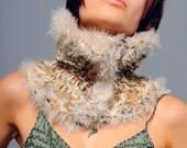 Royal Faux Fur Collar