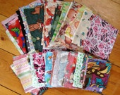 Fabric Scraps One Pound Pack