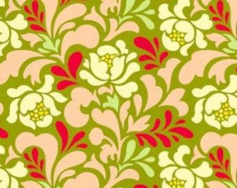 Pop Garden - Sway - By Heather Bailey - 1 Yard - Peach - 7.75 Dollars