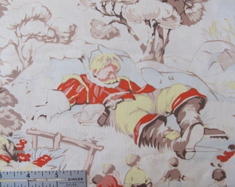 54 Inch Moda Home - Home Decor Print - Fairy Tale - 1 Yard - 7.00 Dollars
