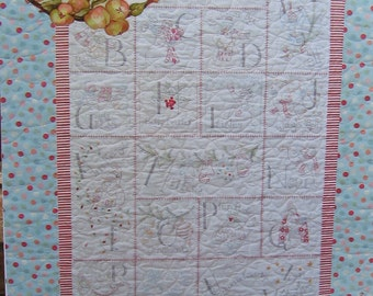 Snowmen A to Zzzz - 418 - Quilt Pattern - By CrabApple Hill - 24.30 Dollars