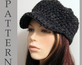 The Christie Cap - Crochet Pattern PDF